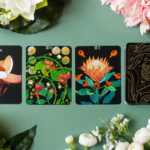 Botanica Is A Beautiful Flower-themed Tarot Deck With Illustrations By Kevin Jay Stanton
