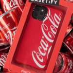 CASETiFY Teamed Up With Coca-Cola For A Bunch Of Coca-Cola-themed Gadget Accessories