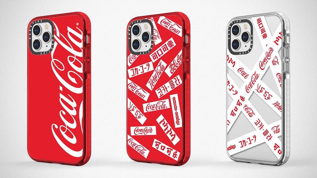 CASETiFY Coca-Cola Collection Gadget Accessories