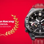 Casio EDIFICE Marks 20th Years With Limited Honda Racing Chronograph Timepiece