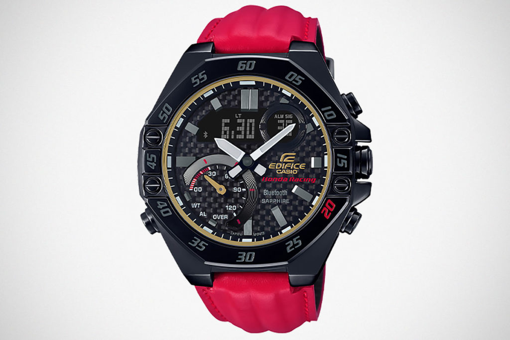 Casio EDIFICE ECB10HR-1A Honda Racing