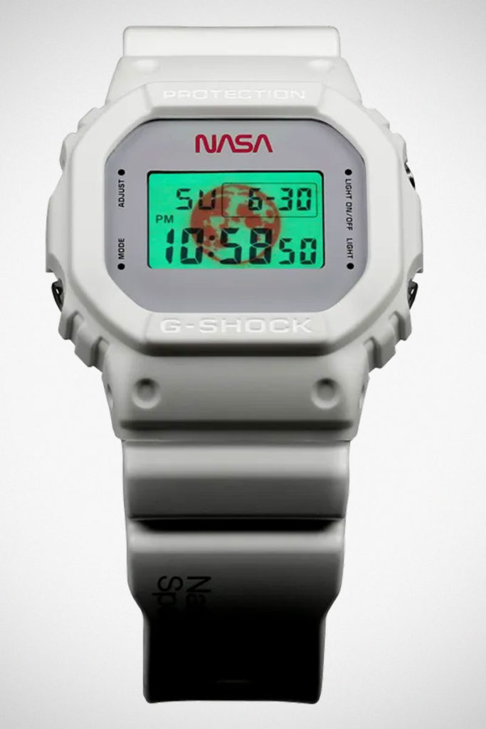 Casio G-Shock DW5600NASA20-7CR NASA Timepiece