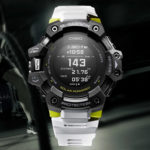 The First Casio G-Shock With Heart Rate Monitor Arrives To U.S. As G-Shock Move For $400