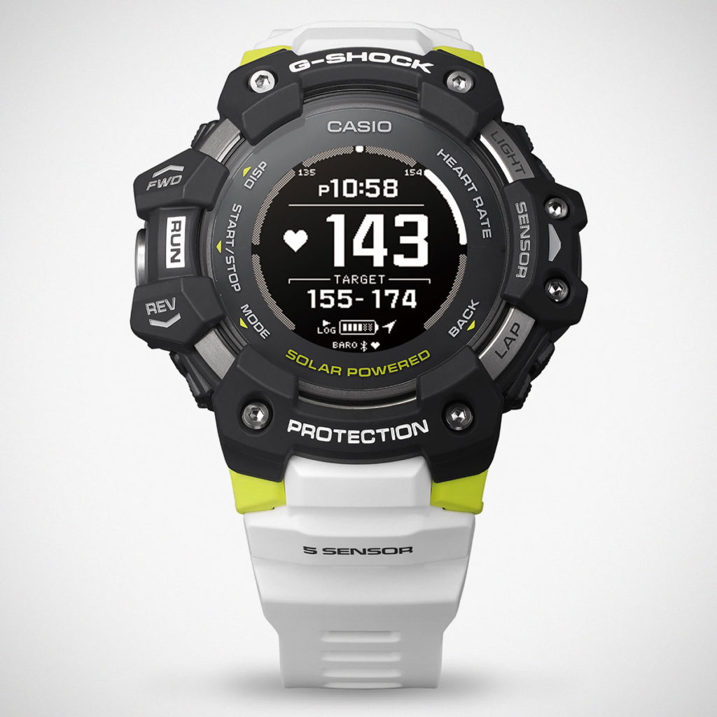 Casio G-Shock Move GBDH1000 Wrist Watch
