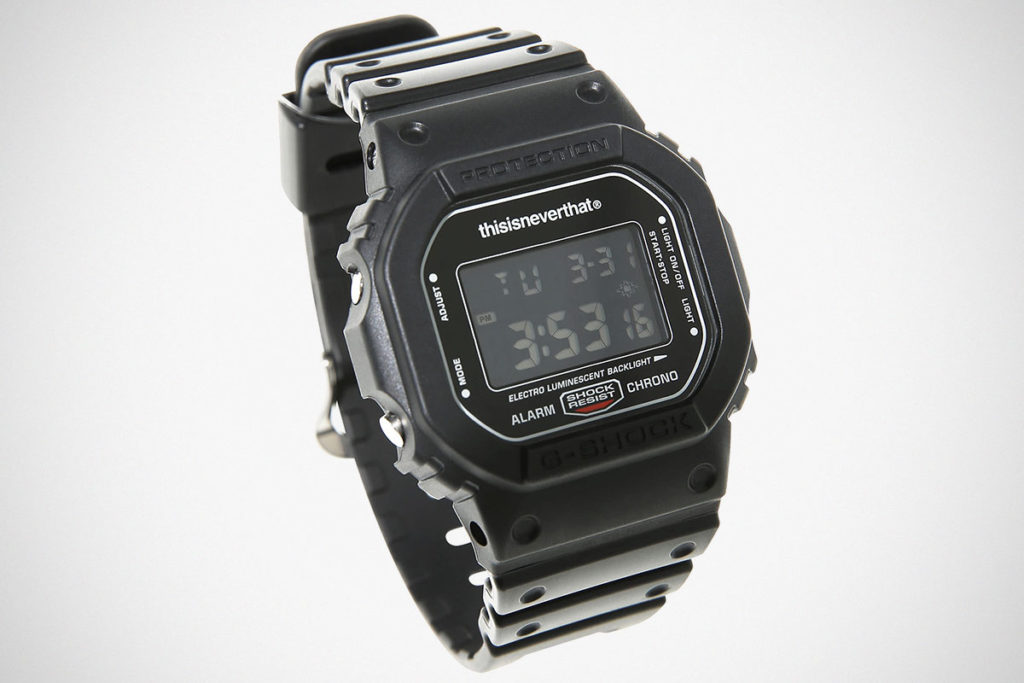 Casio G-Shock x thisisneverthat Wrist Watch