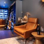 Who Needs To Go Out When You Have A Gorgeous Dream Wine Room Like Chuck And Rilla Do?