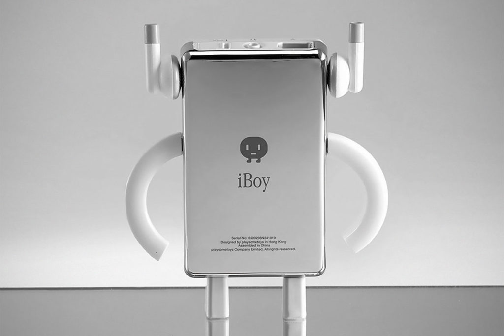 Classicbot iBoy Retro Action Figure