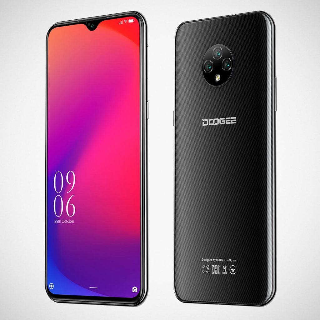 DOOGEE X95 Smartphone Launched