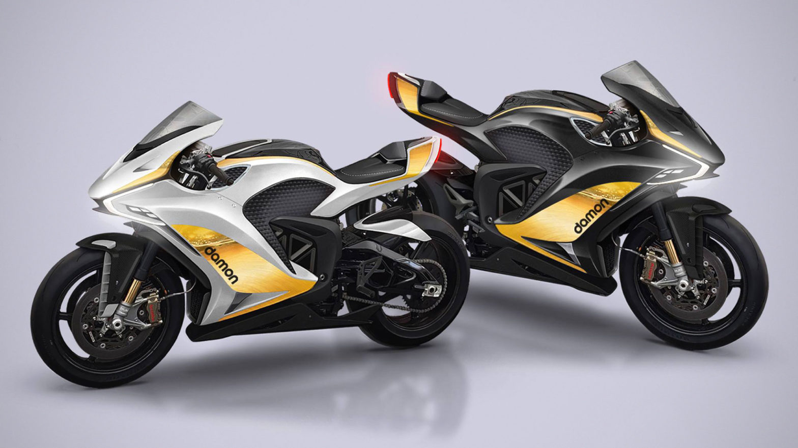 Damon Hypersport Premier Electric Superbike