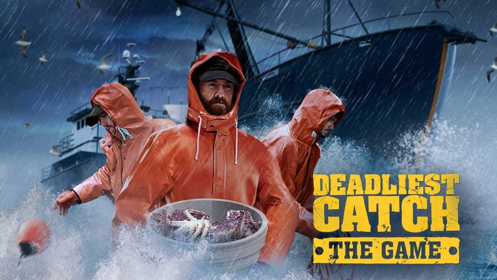 Discovery's Deadliest Catch: The Game