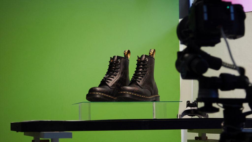 Dr. Martens 1460 Yohji Yamamoto Remastered Boots