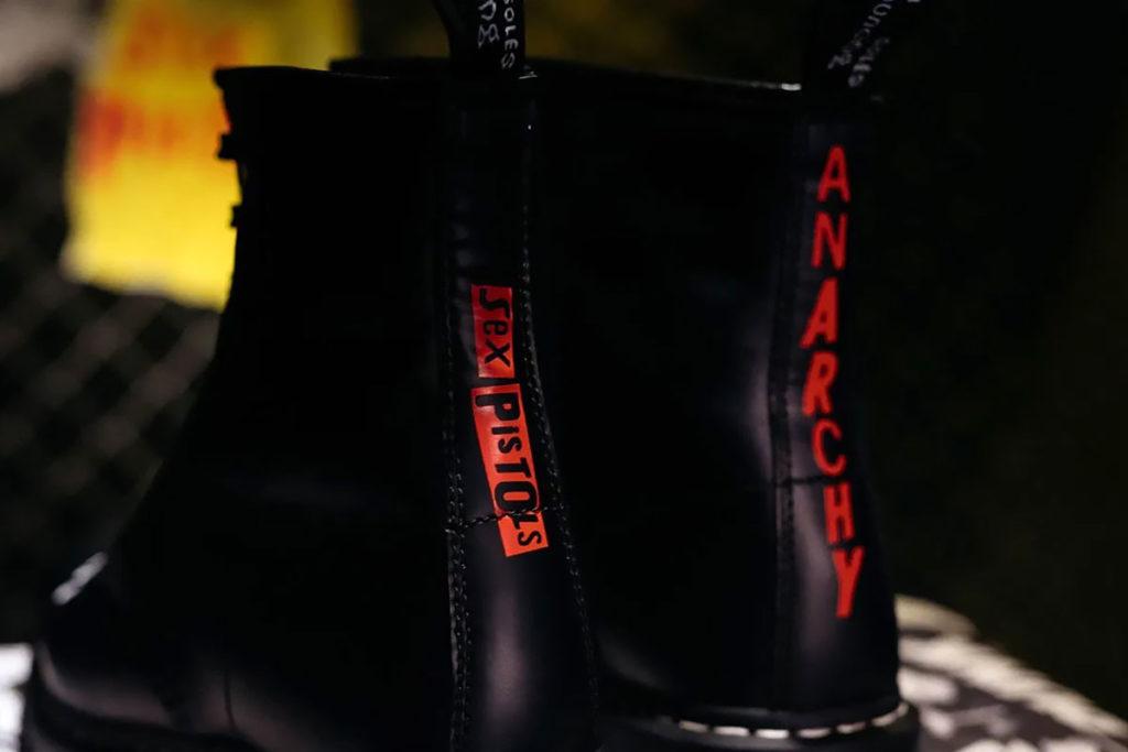 Dr. Martens x Sex Pistols 1460 Remastered Boots