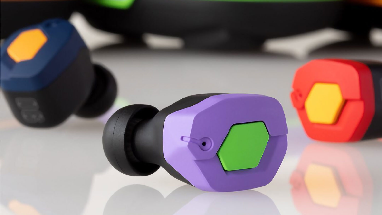 EVA2020 x final True Wireless Earbuds