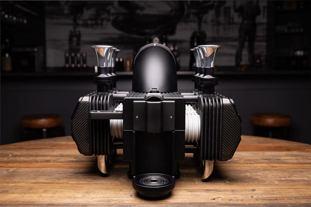 Espresso Veloce RS Black Edition Coffee Machine