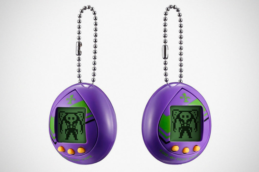 Evangelion x Tamagotchi Handheld Digital Pet