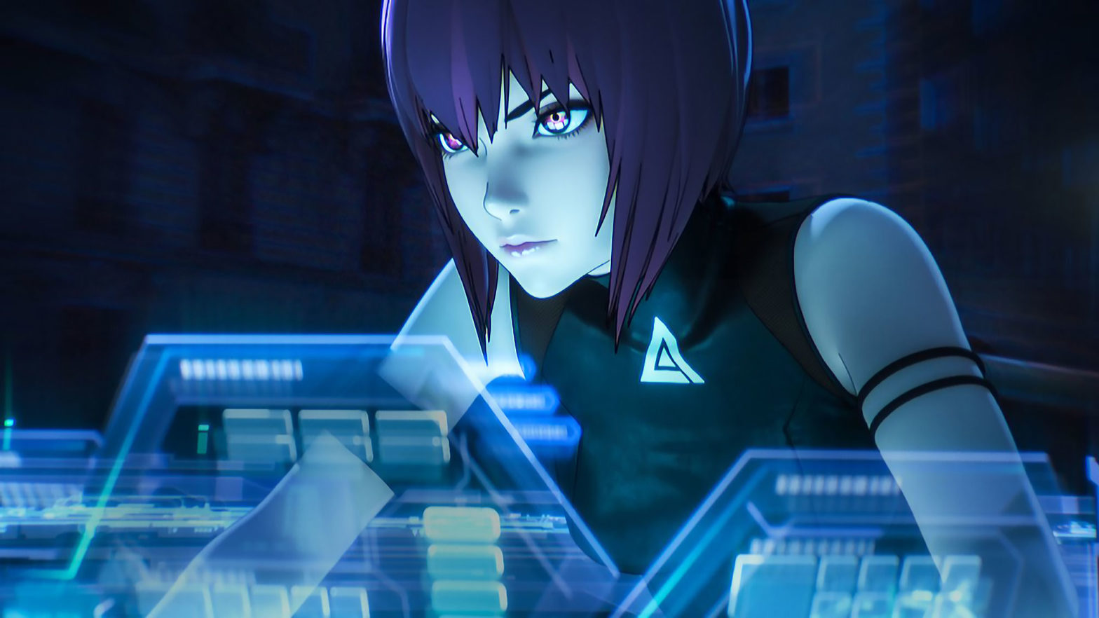 Ghost in the Shell SAC_2045 Animated Serie