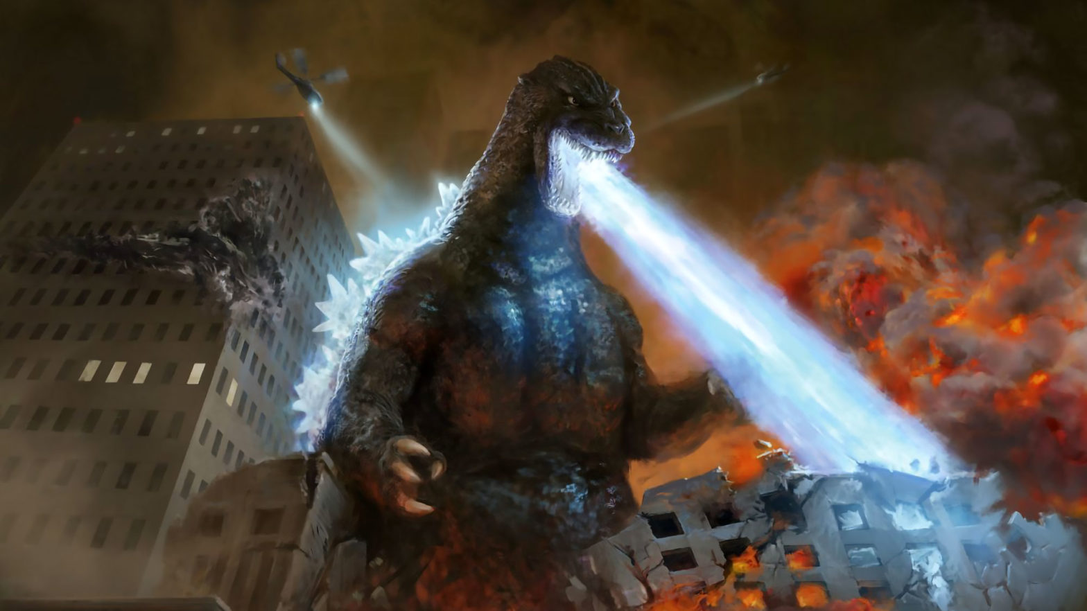 Godzilla Joins Magic The Gathering Card Game