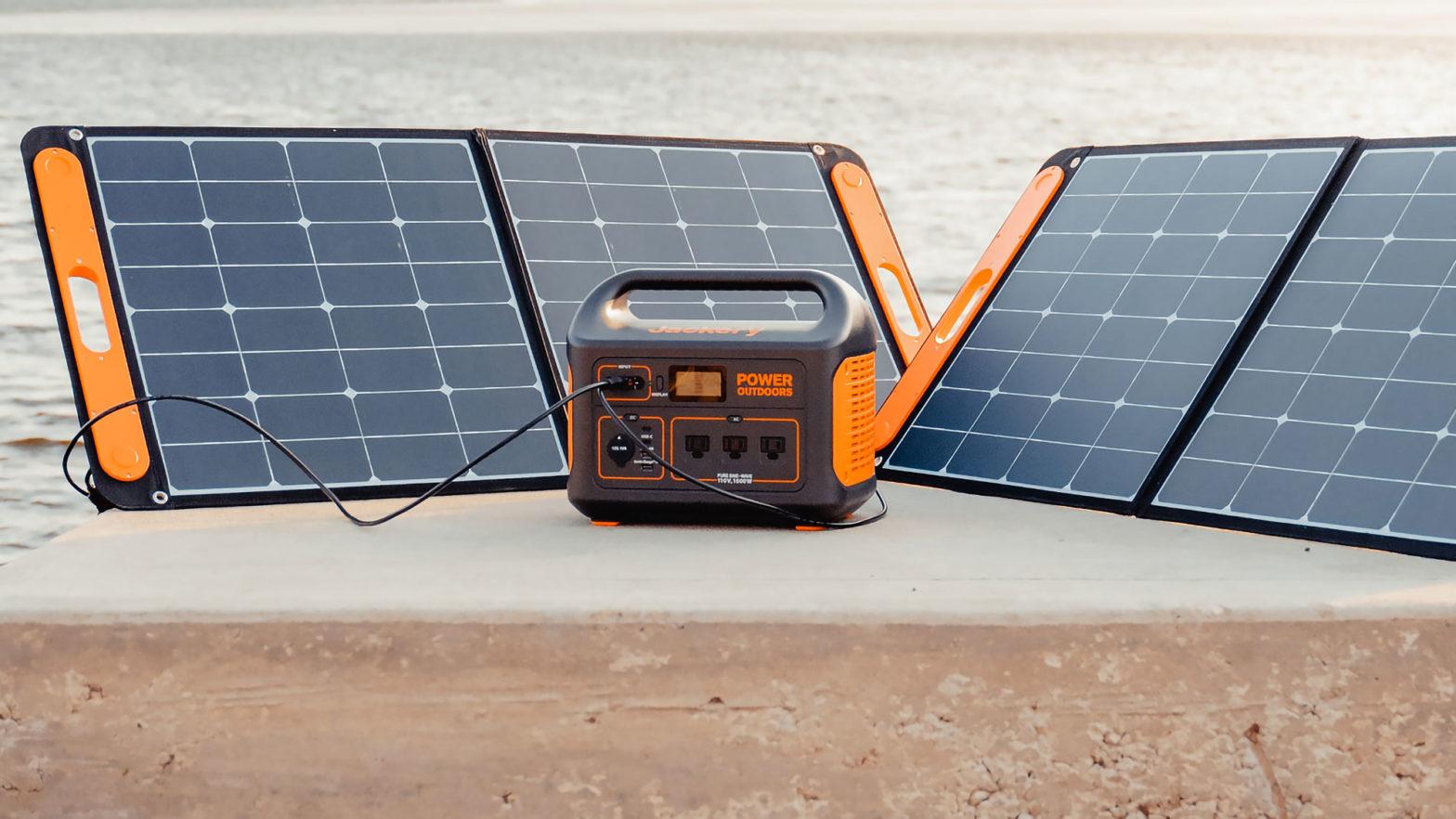Jackery Explore 1000 Portable Power Station