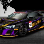 Meet Jammy Co., Ltd.'s <em>Evangelion</em> A.T. Field Audi R8 LMS GT4 Race Car