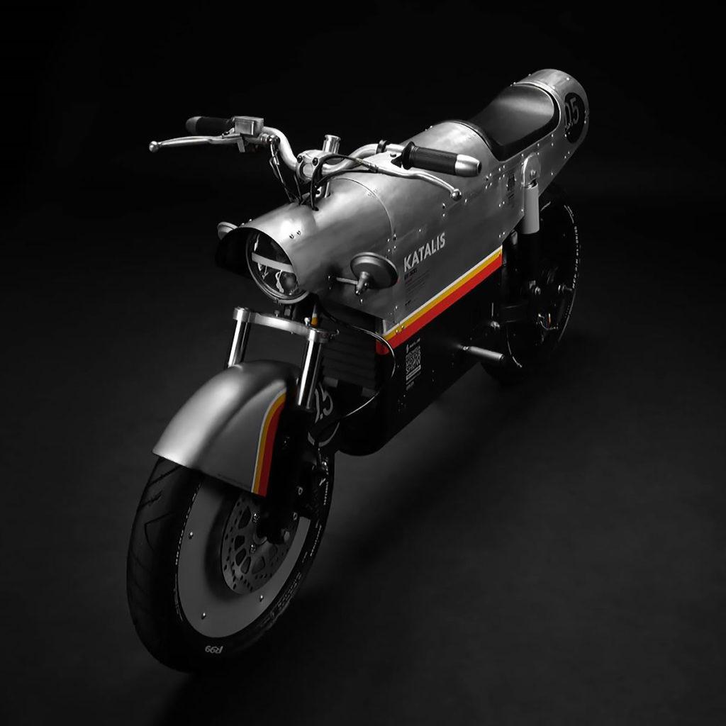 Katalis EV.500 Electric Motorcycle