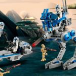 LEGO Listened To Fans, Announced Surprised <em>Star Wars</em> 501st Legion Clone Troopers Set