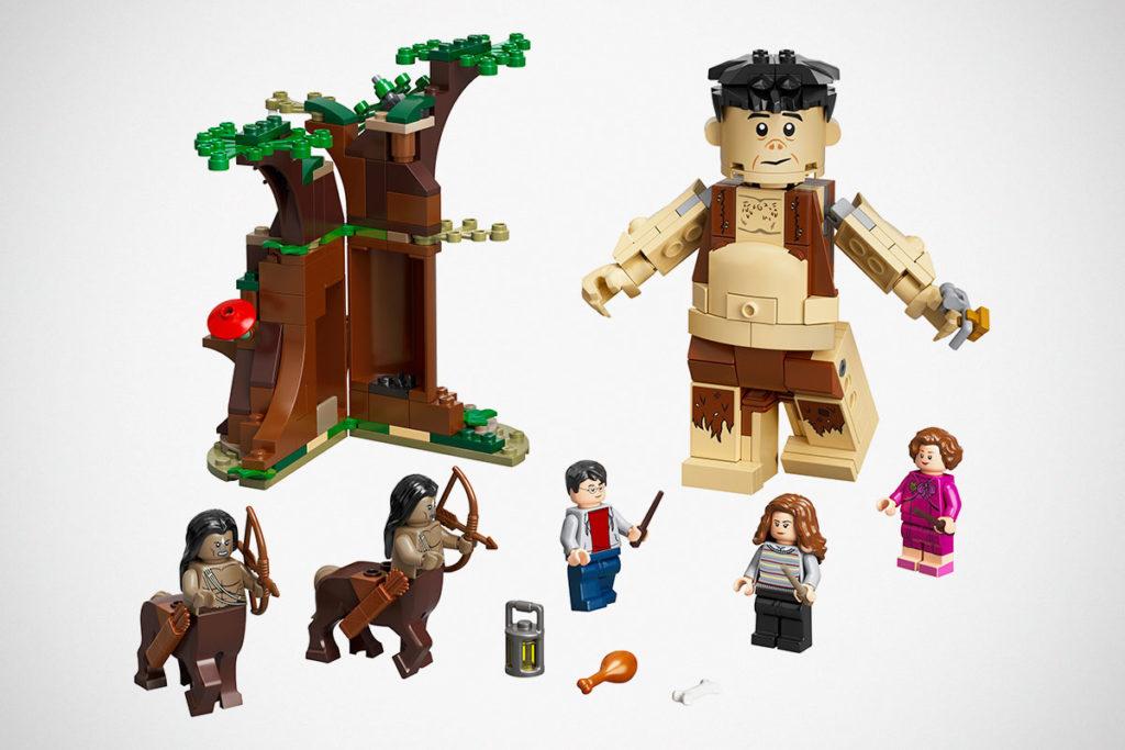 LEGO 75967 Forbidden Forest- Umbridge's Encounter