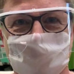 LEGO Is Producing Face Shields For Denmark's Healthcare Workers, Assembly Not Required