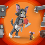 BrickGallery Celebrates 80 Years of <em>Tom and Jerry</em> With Malformed LEGO Tom And Jerry Figures