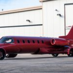 Flying Without Actually Flying, Limo-Jet Learmousine Concept Set To Go Under The Hammer