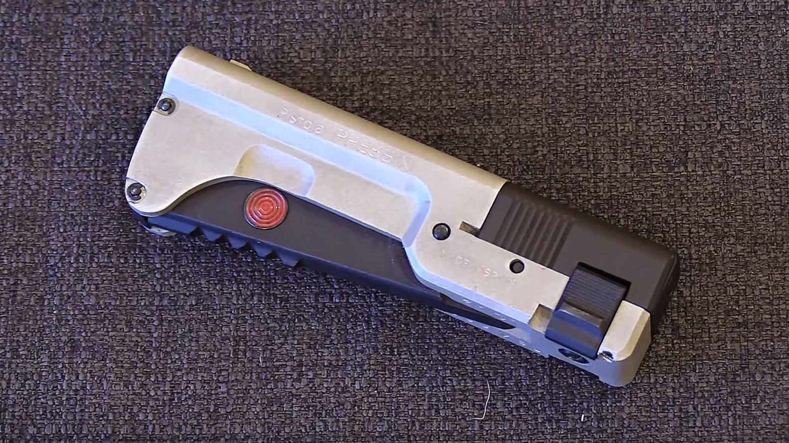 Llama Firearms PRESSIN Self-defense Pistol