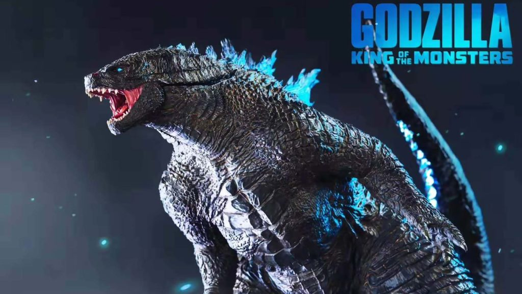 MTime Godzilla King of the Monsters Statue
