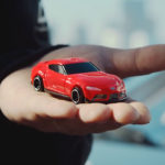 Buy McDonald's Happy Meal In Japan, Get A Toyota GR Supra… Tomica Model