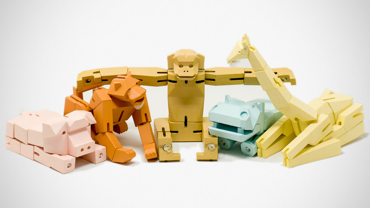 MoFU Transformable Design Toy by Yoshi Ito