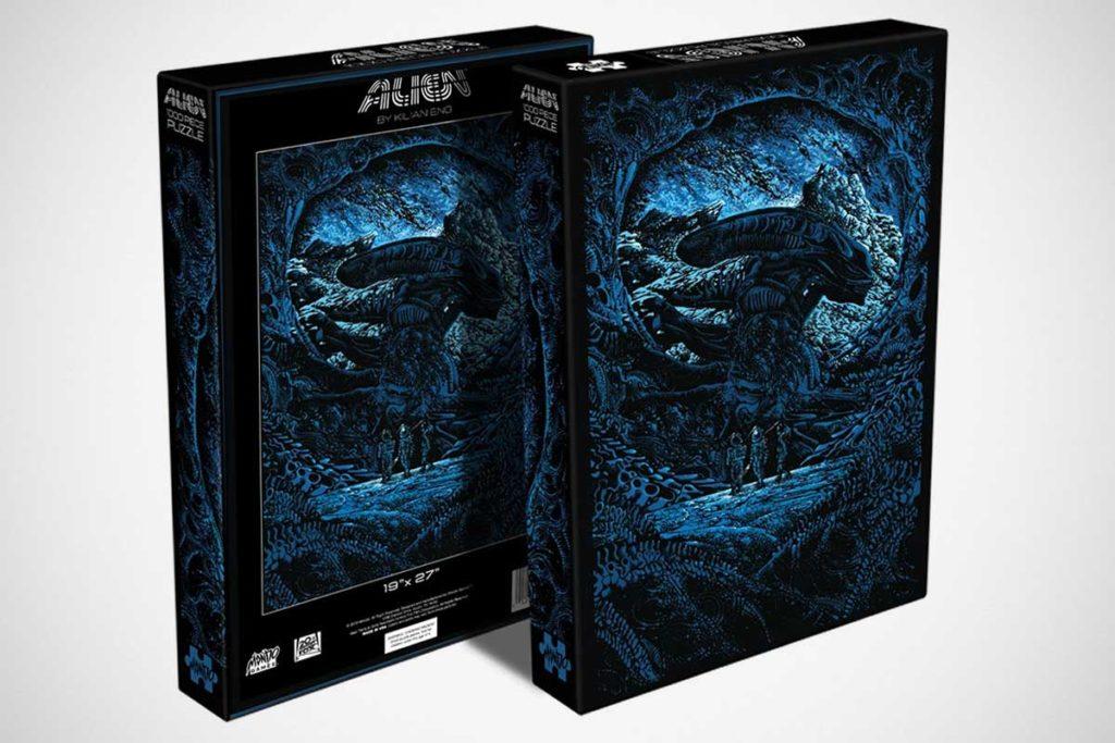 Mondo Alien 1000-piece Puzzle