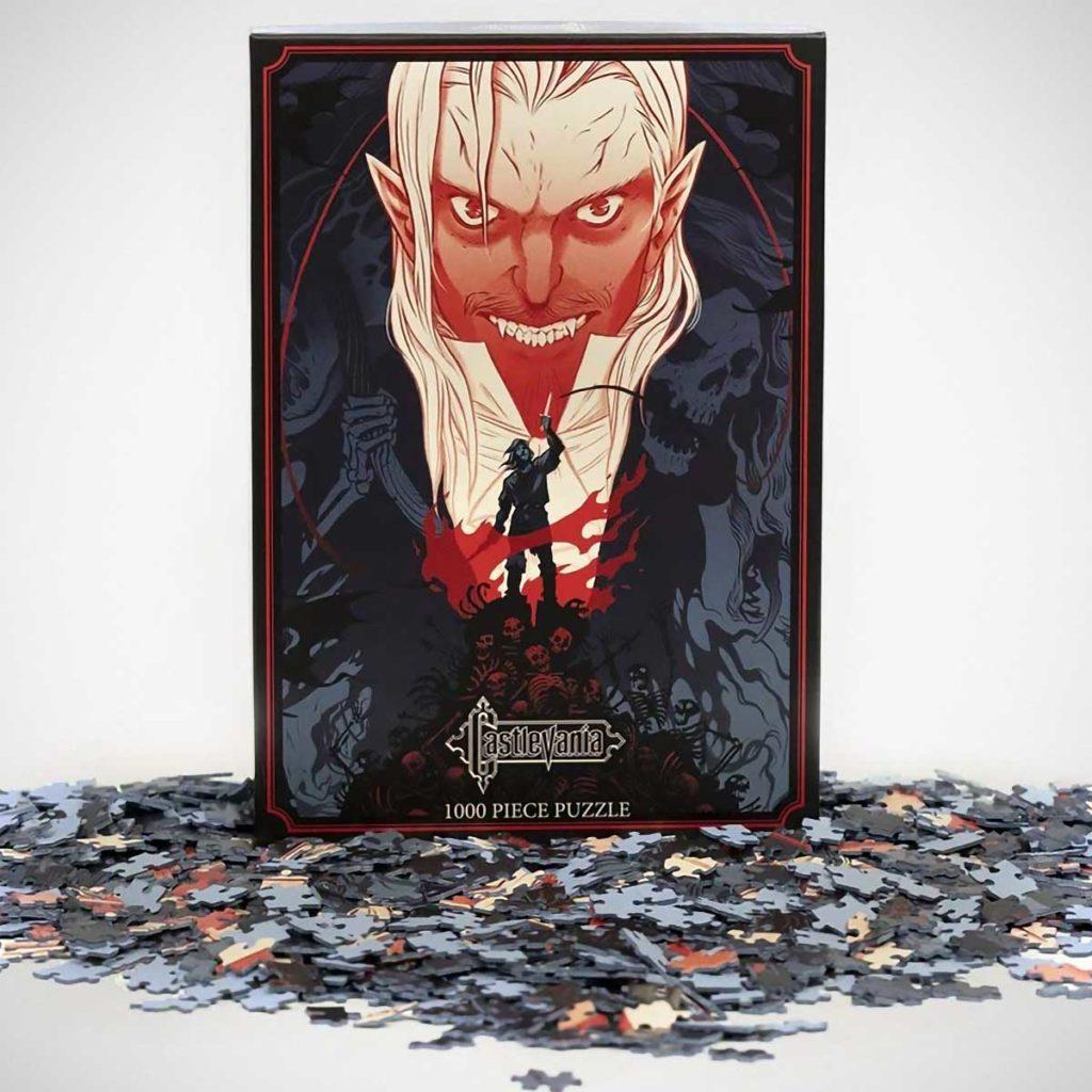 Mondo Castlevania 1000-piece Premium Puzzle