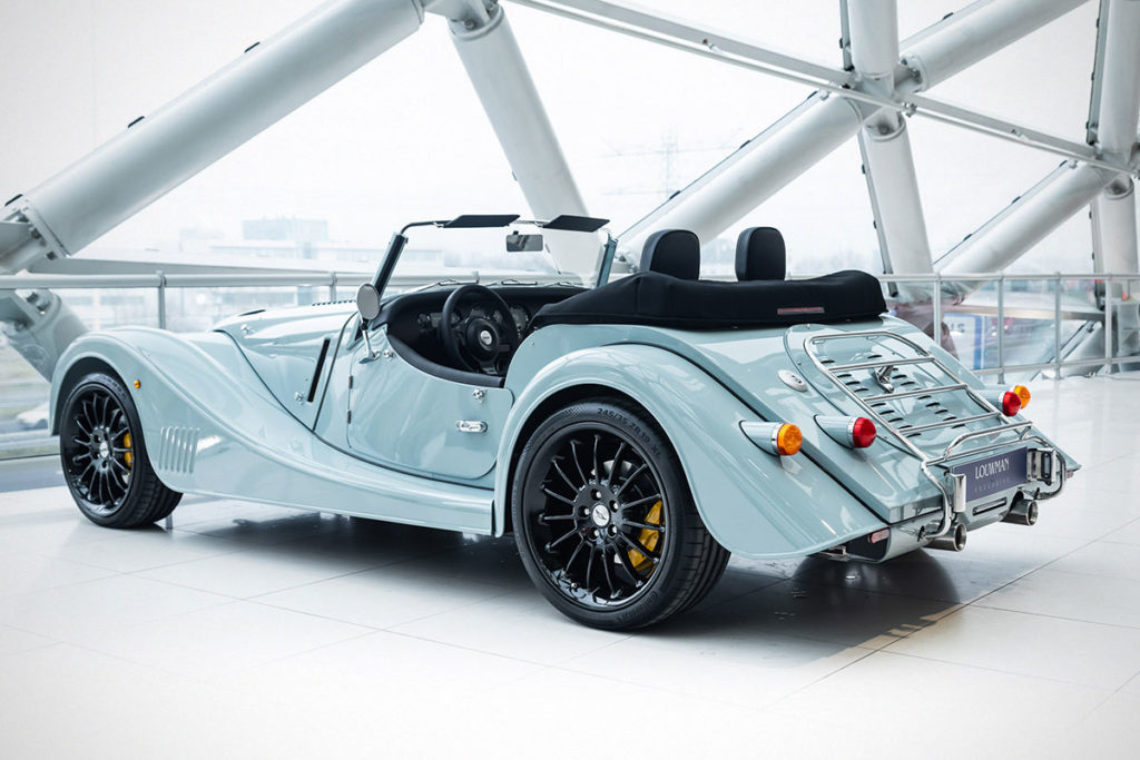 Morgan Ice Blue LE60 Plus Six