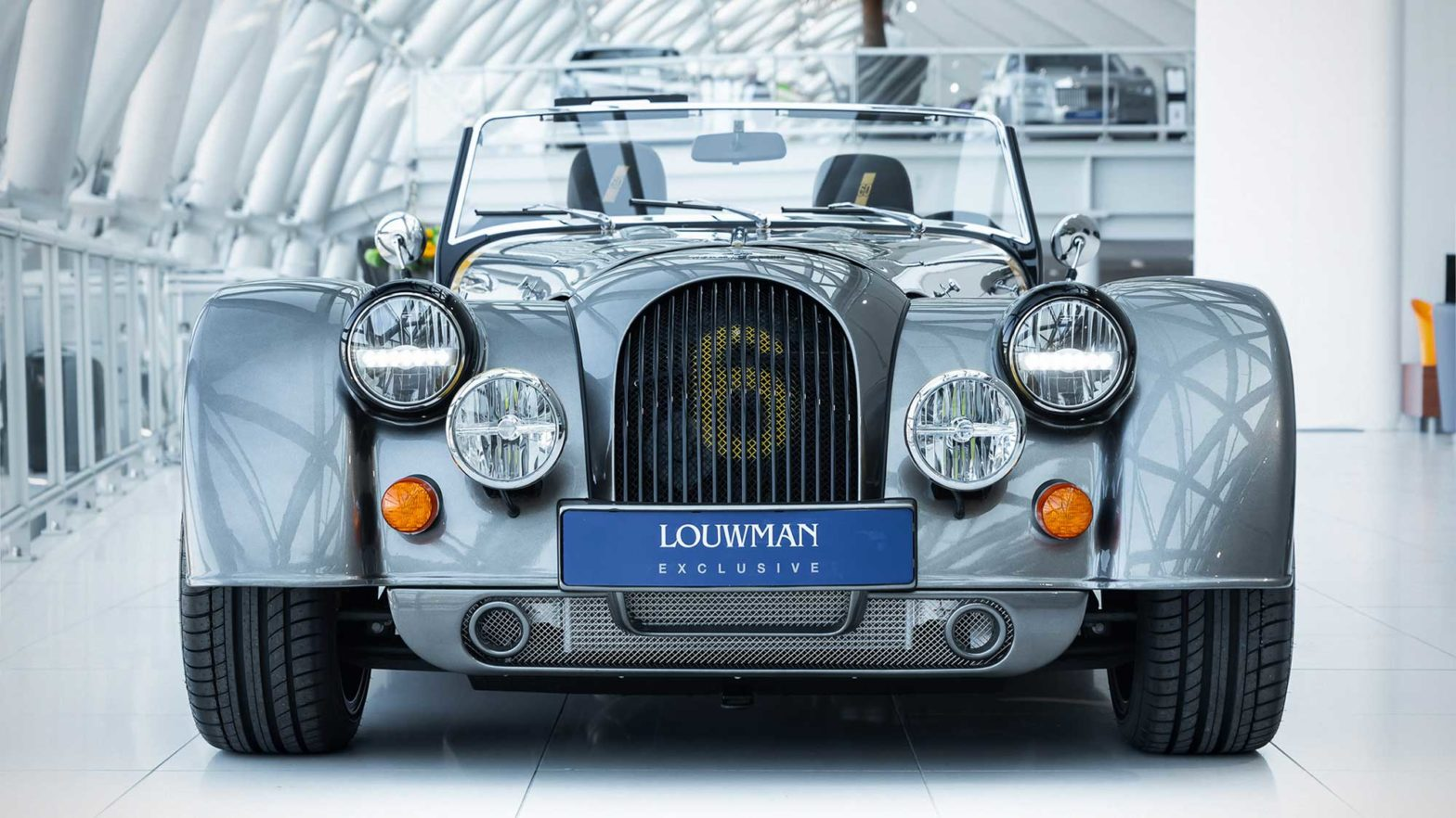 Morgan LE60 Anniversary Cars
