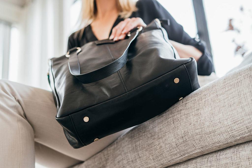 Nalphi Light-up Luxury Tote Bag