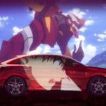 Neon Genesis Evangelion x Honda Civic Collaboration Is Indeed A Baffling Collab