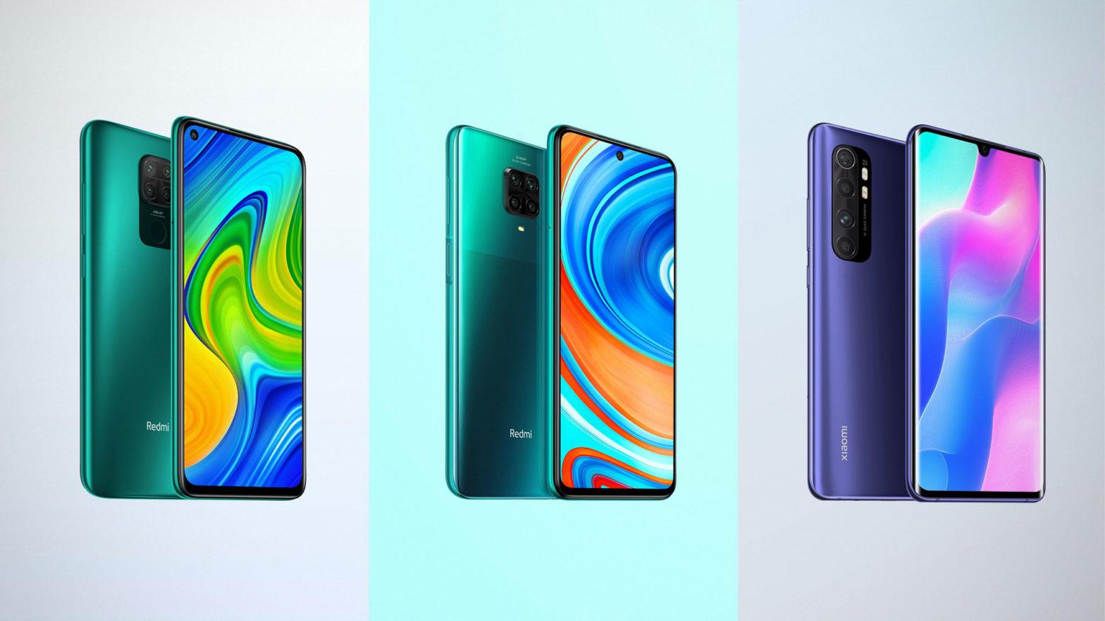 Xiaomi Smartphones Announced April 30