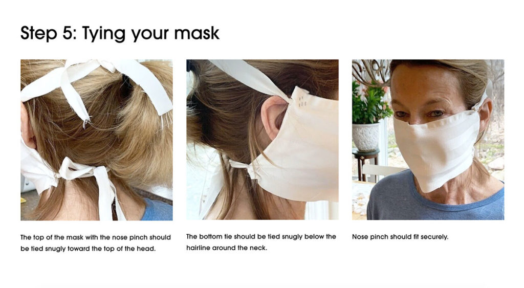 No-Sew Face Mask You Can Make At Home