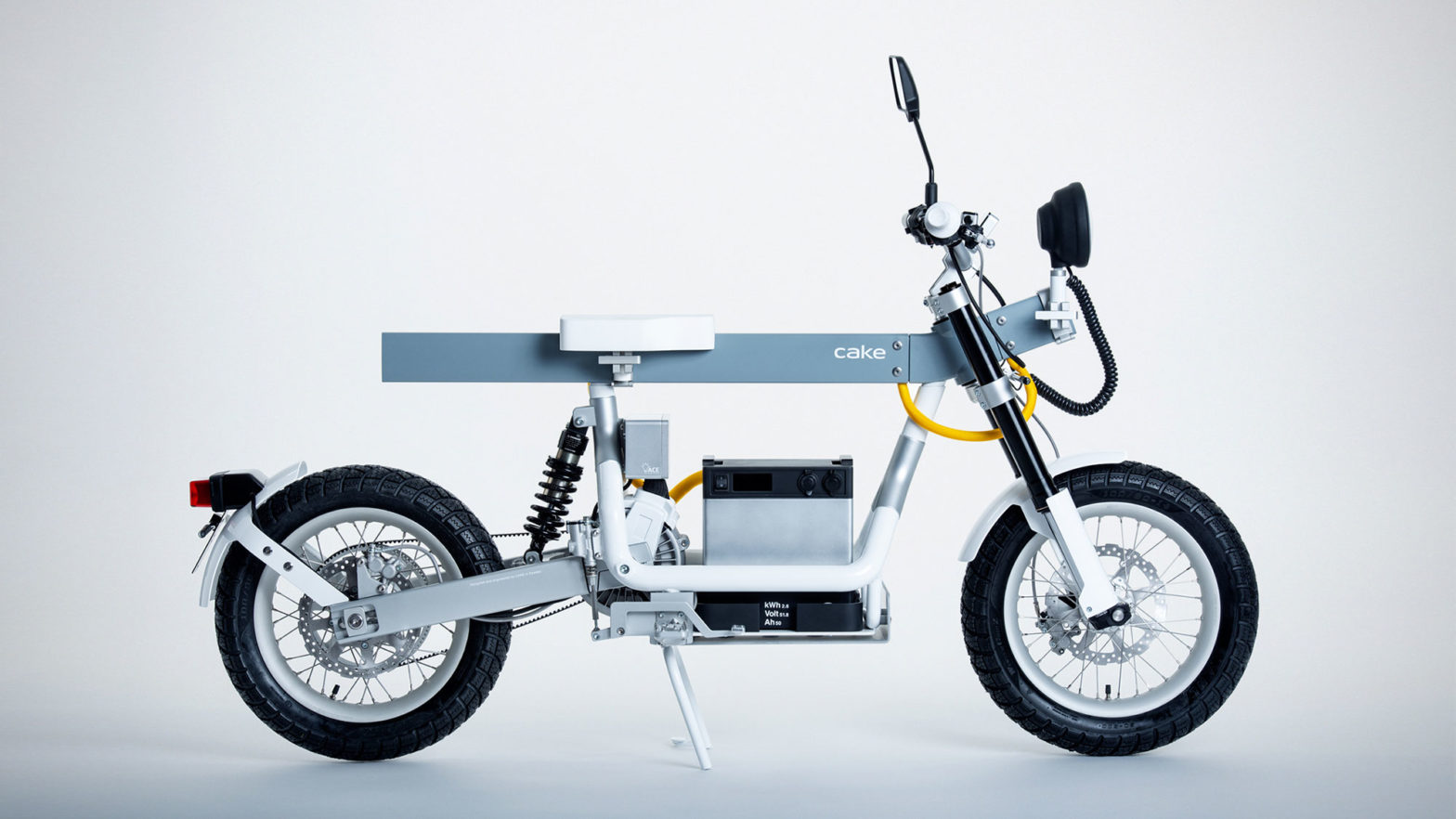 Ösa Electric Off-road Motorbike by Cake 0 Emission AB