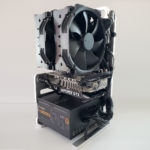 DIY Open Frame ITX Case Is Possibly The Best Way To Show You Are <em>The</em> Geek