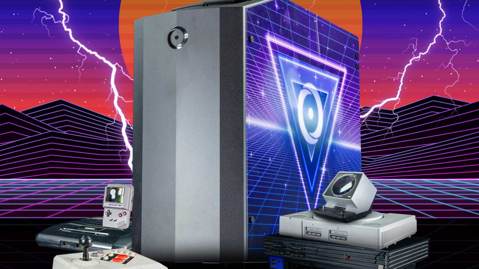 Origin PC Big O RetrO Edition Desktop