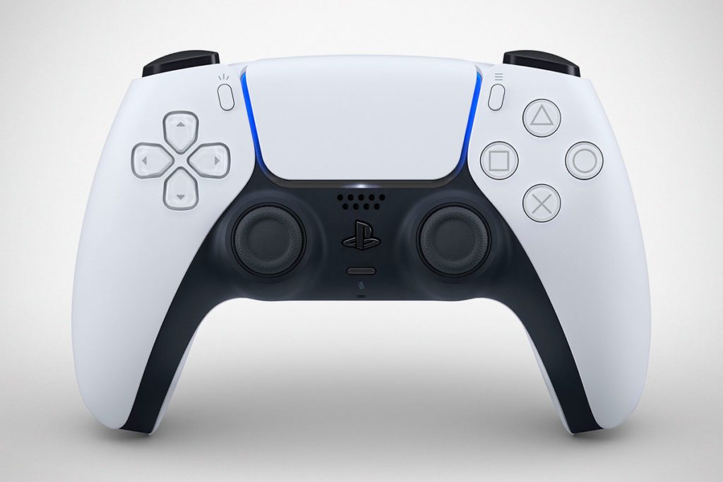 PlayStation 5 DualSense Game Controller Revealed