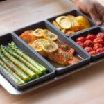 Cheat Sheets Make Cooking Multiple Meals On A Single Sheet Pan Possible