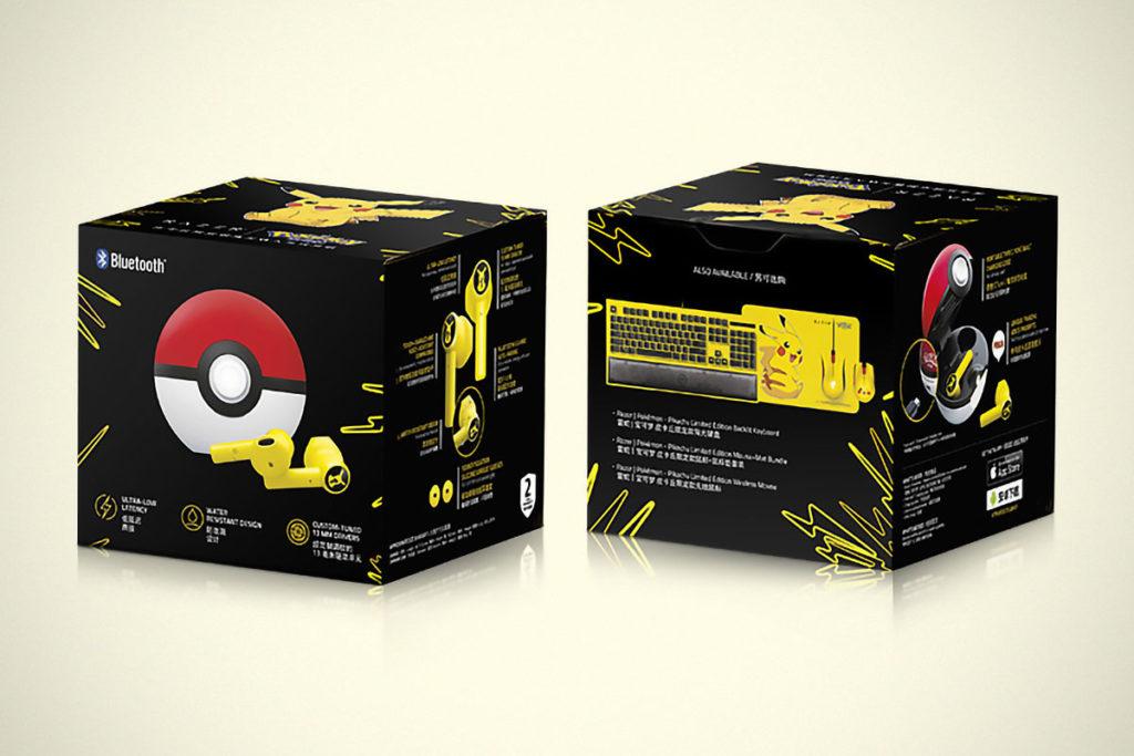 Razer x Pokémon Pikachu TWS Earbuds