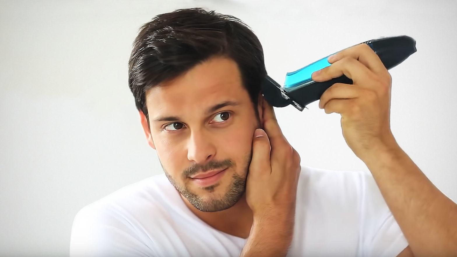 Remington Cordless Vacuum Hair Clipper