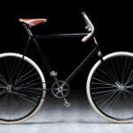 Vintage Cycling Fan Faithfully Recreated The 120-Year-Old Slavia Bicycle From Pre-Skoda Era