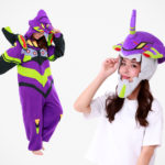 <em>Evangelion</em> Unit-01 Cap And Onsie Are Here To Keep You Cosy During Self-Isolation